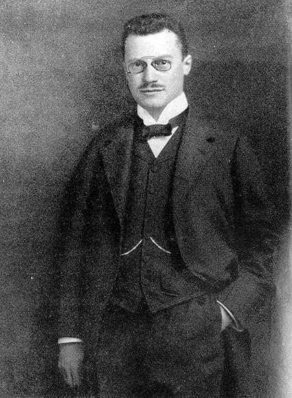 Fotografie von Dr. Richard Merzbach, ohne Jahr [um 1900]
