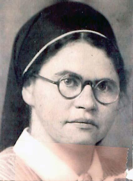 Fotografie: Ottilie Winter, Krankenschwester, o.J. (um 1930)