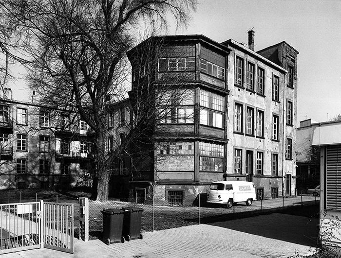"""Gumpertz´sches Siechenhaus (1888 – 1941) – jüdische Pflege für die """"Aermsten der Armen"""" im Frankfurter Ostend"""