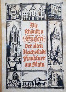 Buchdeckel Frankfurt - Stutzmann