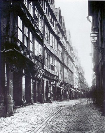 Hospitals in the Frankfurt Jewish Ghetto
